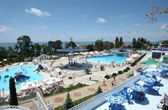 Какие отели Сочи подходят для семейного отдыха