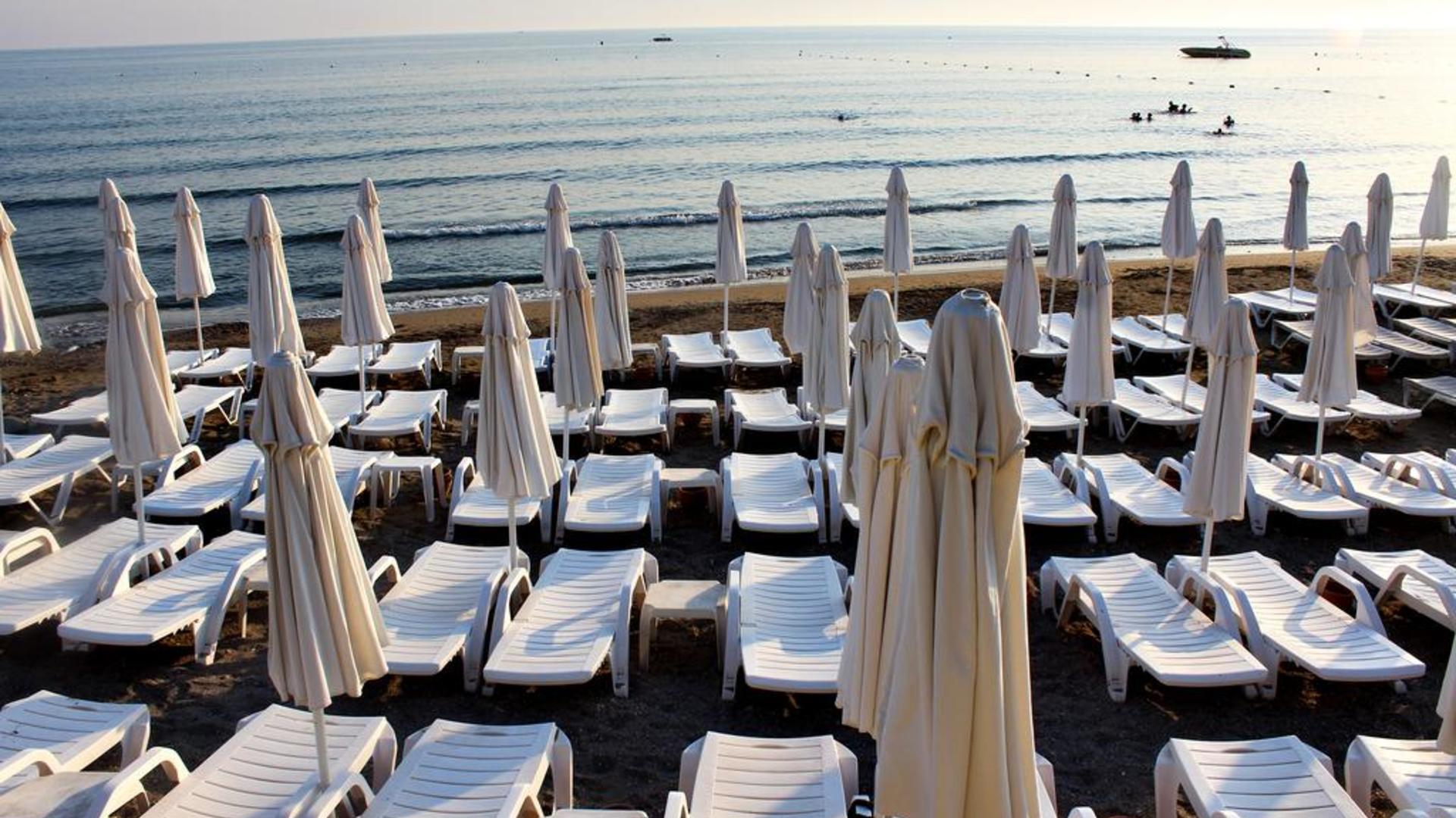 Пляж отеля Sun Beach Park & Spa 4*