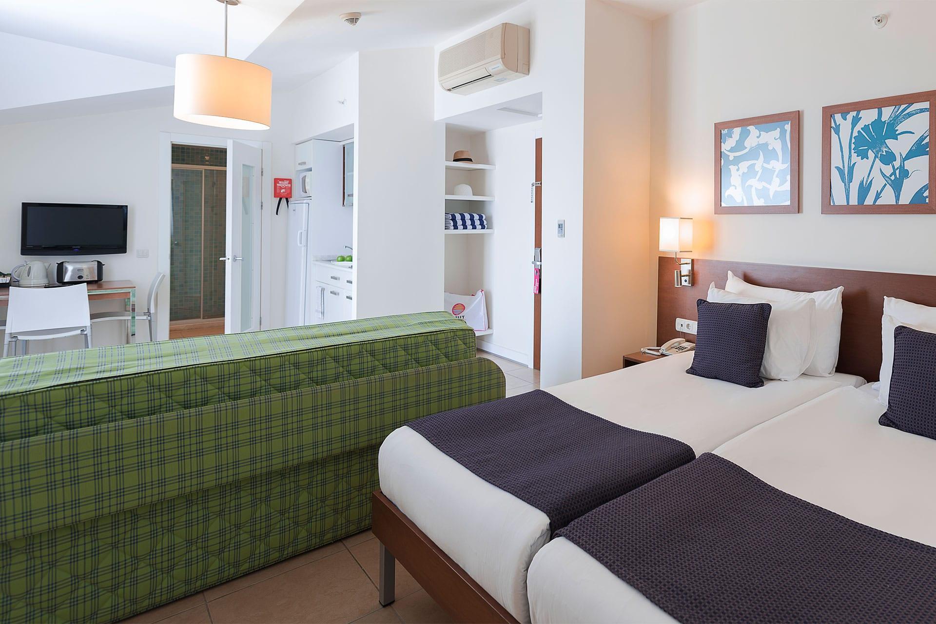 Один из номеров отеля Barut B Suites 4*