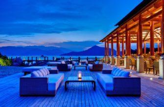 У каких отелей Вьетнама есть береговая линия