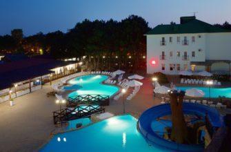 Лучшие отели черноморского побережья