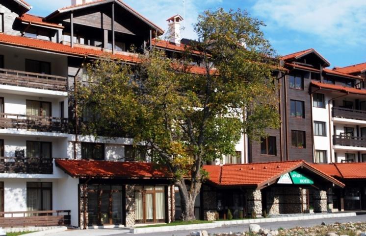Фото апарт-отеля