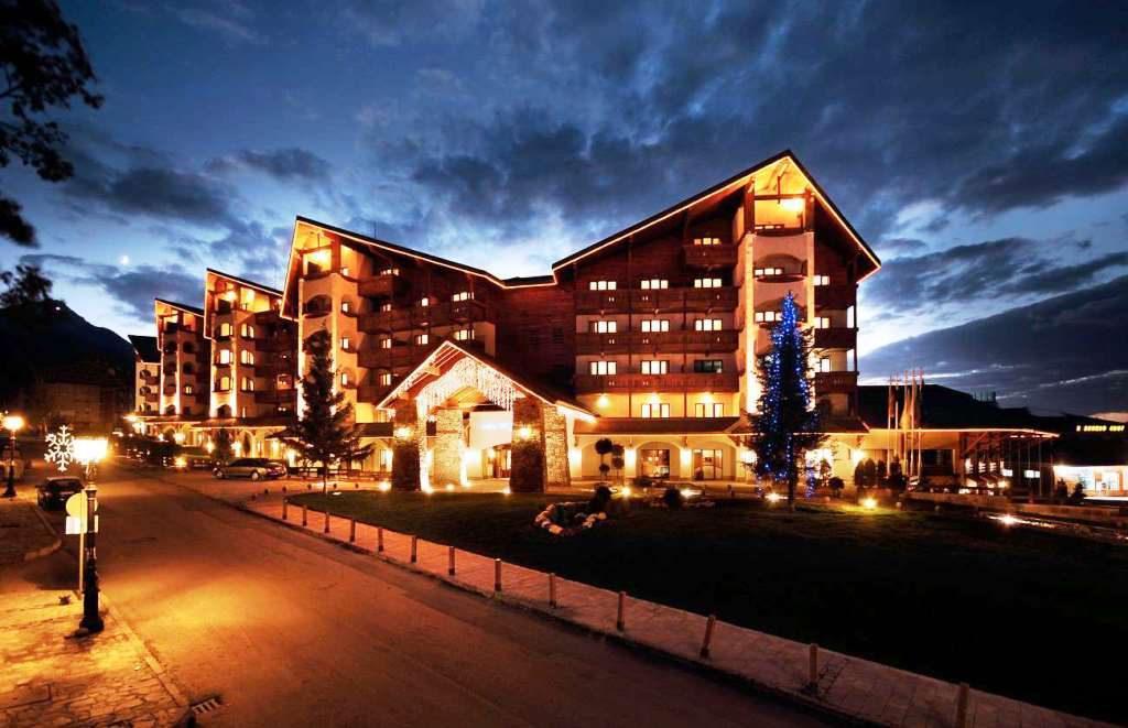 Топ-10 самых лучших отелей в Болгарии