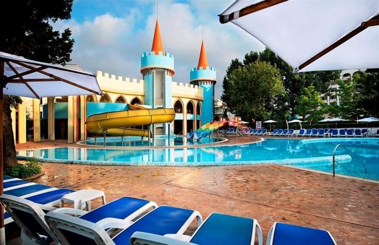 Фото отеля в Болгарии