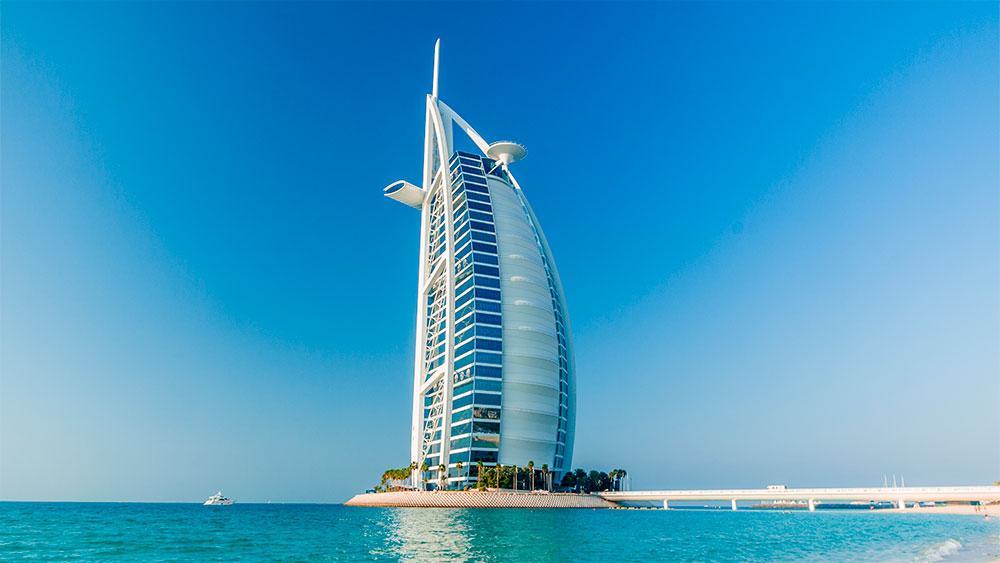 ТОП-10 лучших отелей мира