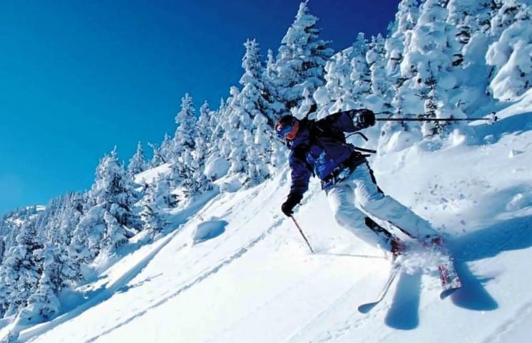 Фото горнолыжного курорта