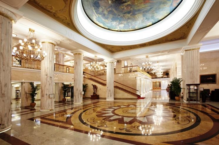 Фото отеля в Москве