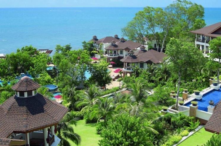 Фото отеля в Паттайе