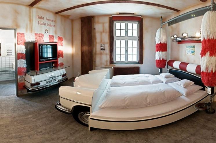 Топ-10 необычных отелей по версии RegHotel