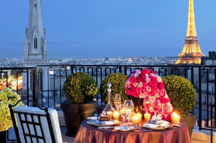 Фото отеля в Париже