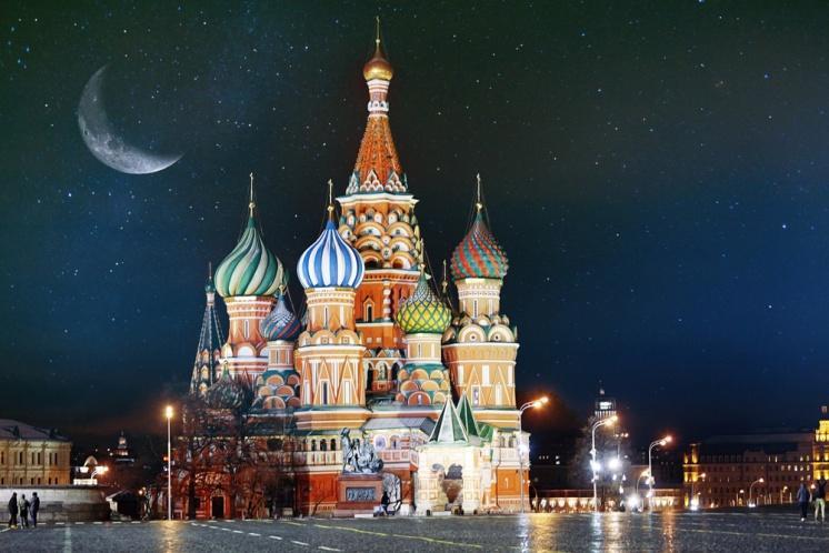 Фото храма Василия Блаженного