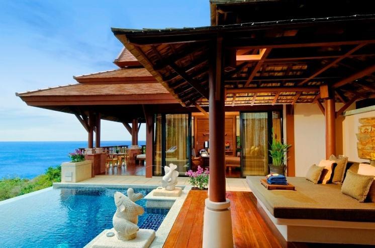 Фото спа-отеля в Таиланде