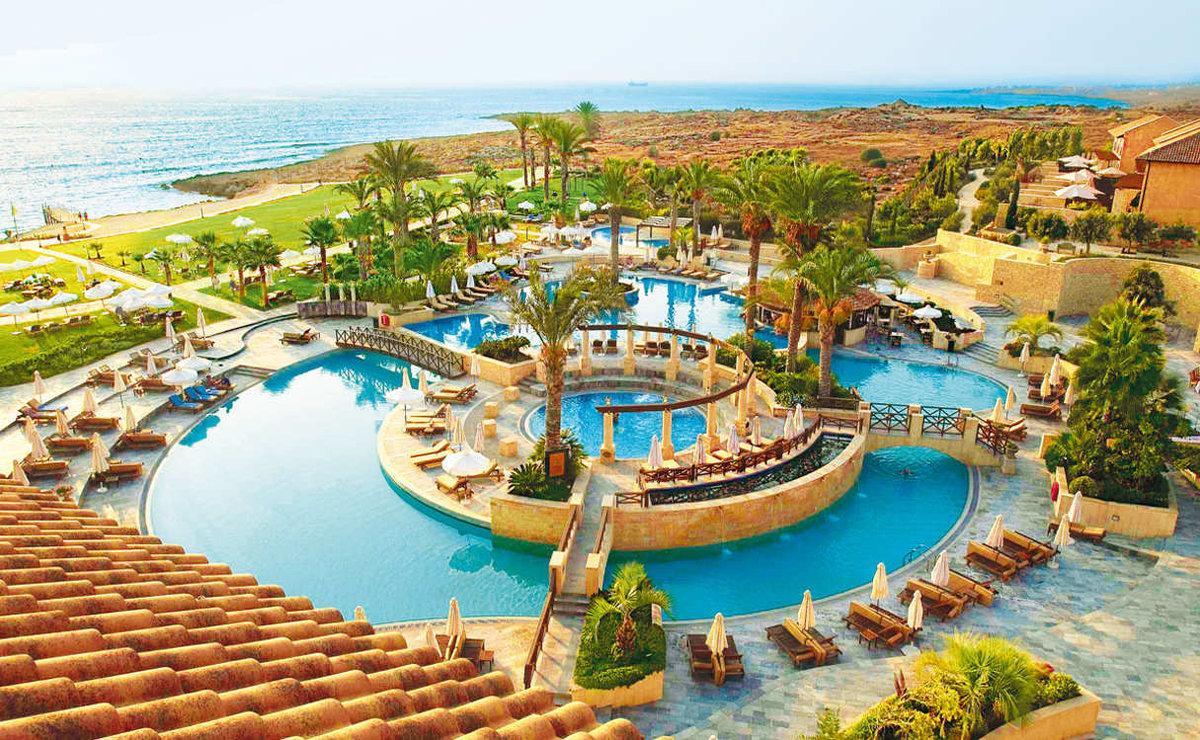 Фото отеля на Кипре