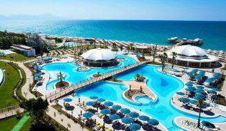 Лучшие новые отели Турции