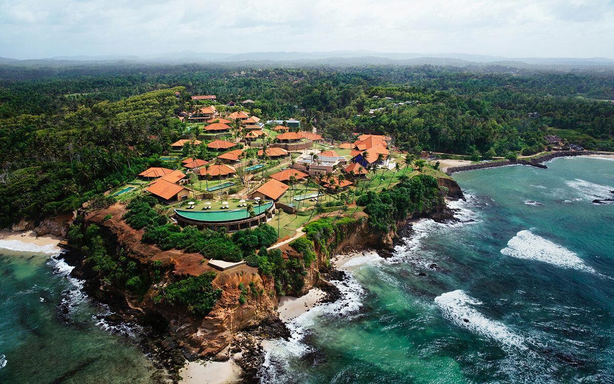 Фото отеля на Шри-Ланке