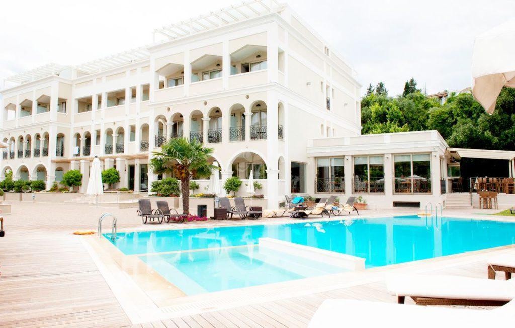Лучшие отели Корфу