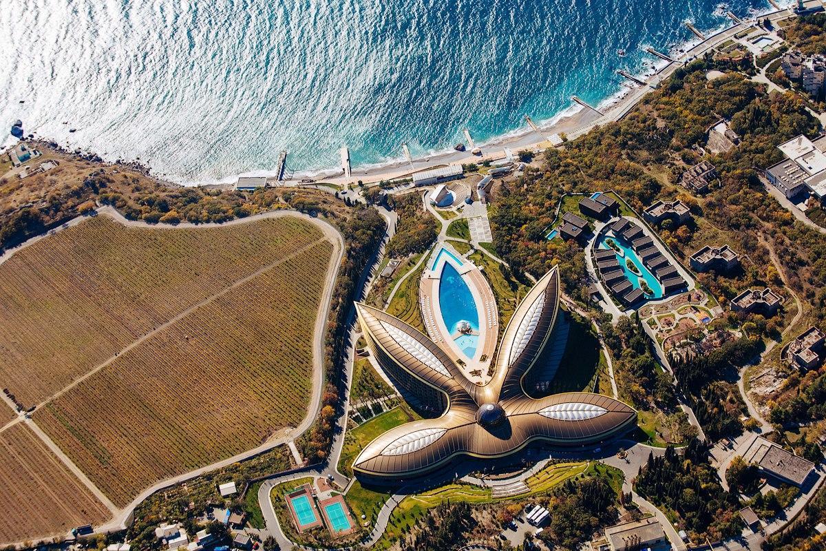 Фото отеля Mriya Resort & SPA в Крыму