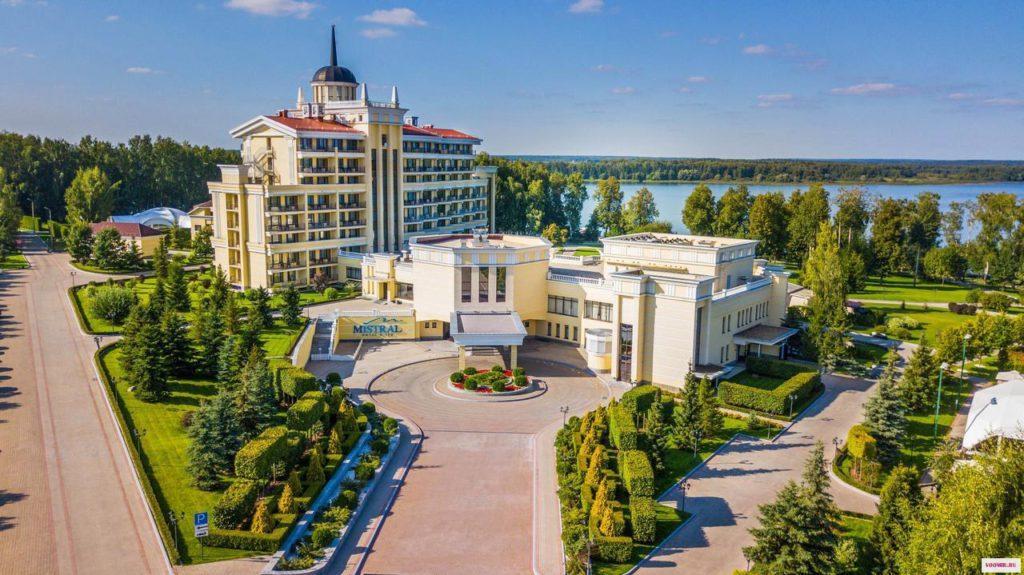 Необычные отели Подмосковья