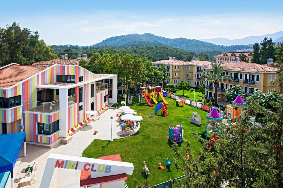 Лучшие отели Турции