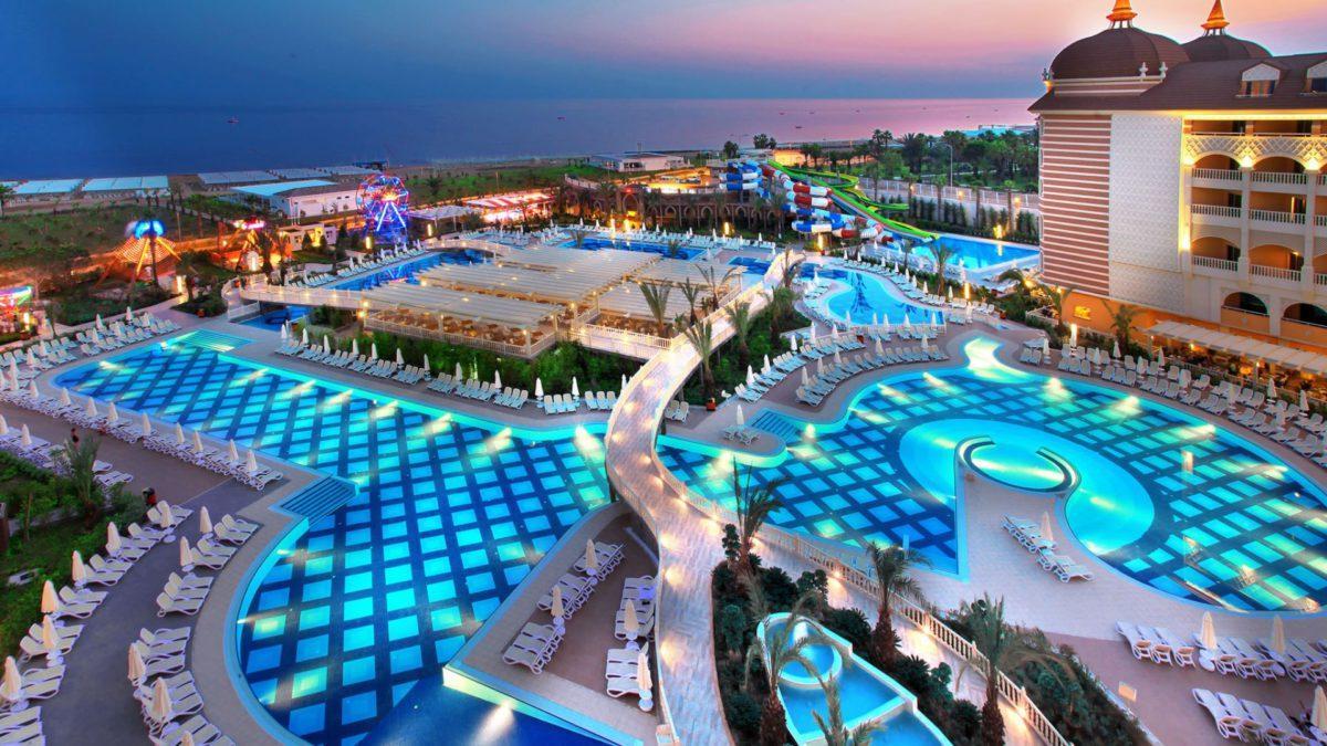 Фото отеля в Турции