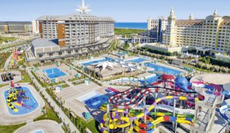Лучшие отели Анталии для отдыха с детьми