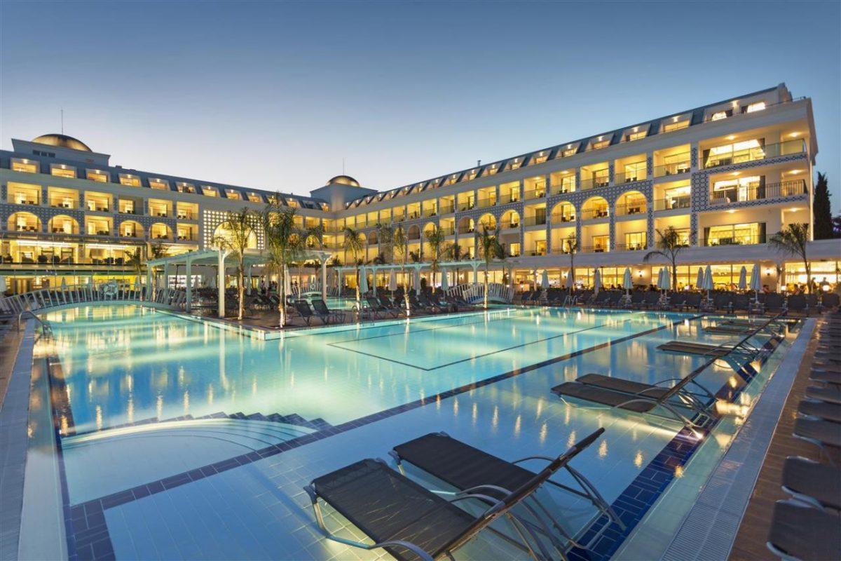 Лучшие отели Кемера 5 звезд