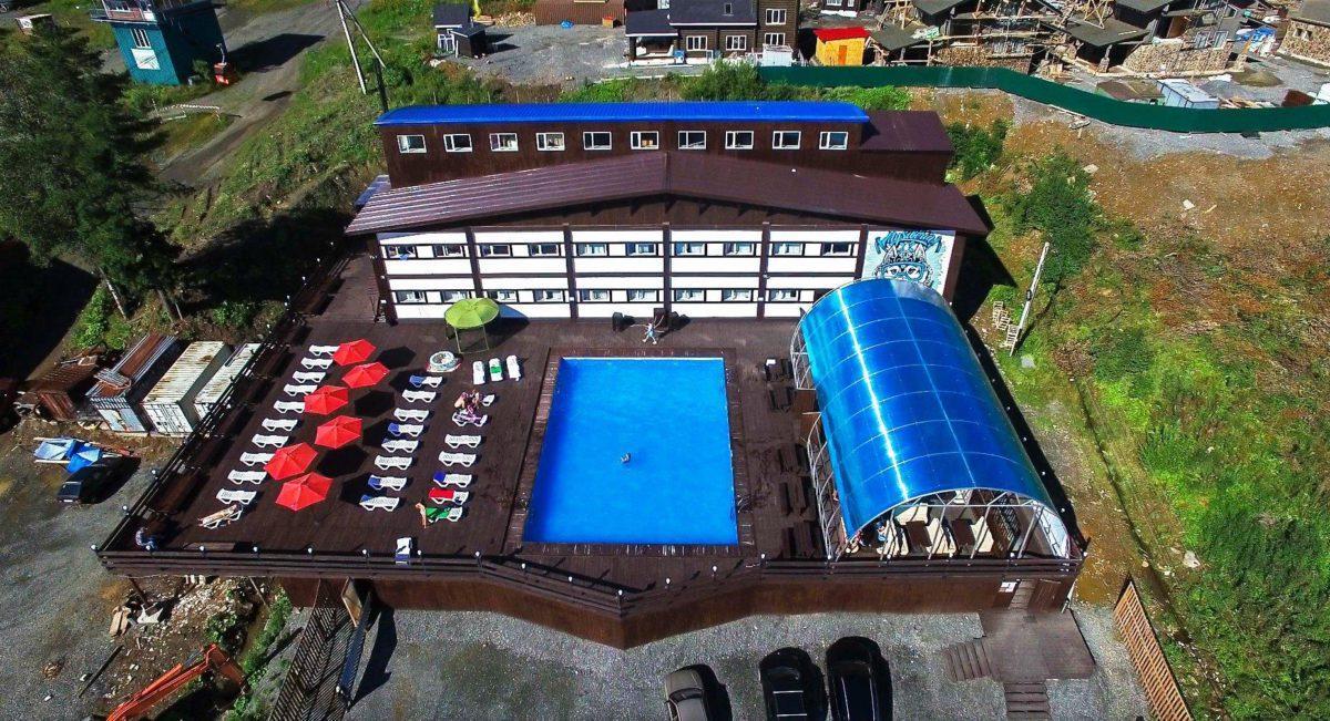 Лучшие отели Шерегеша