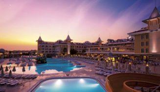 Топ-10 отелей Сиде