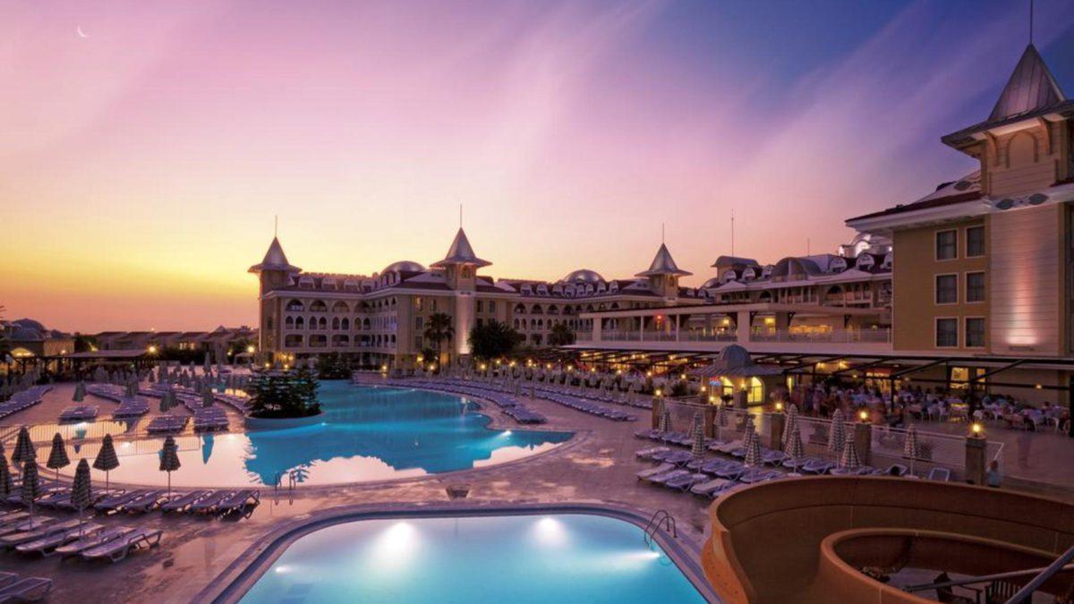 Фото отеля в Сиде