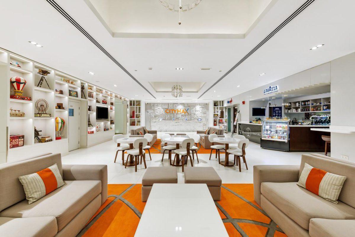 Гостиница City Max Hotel Al Barsha At The Mall