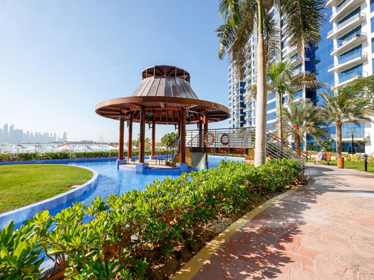 Отель Dukes Dubai