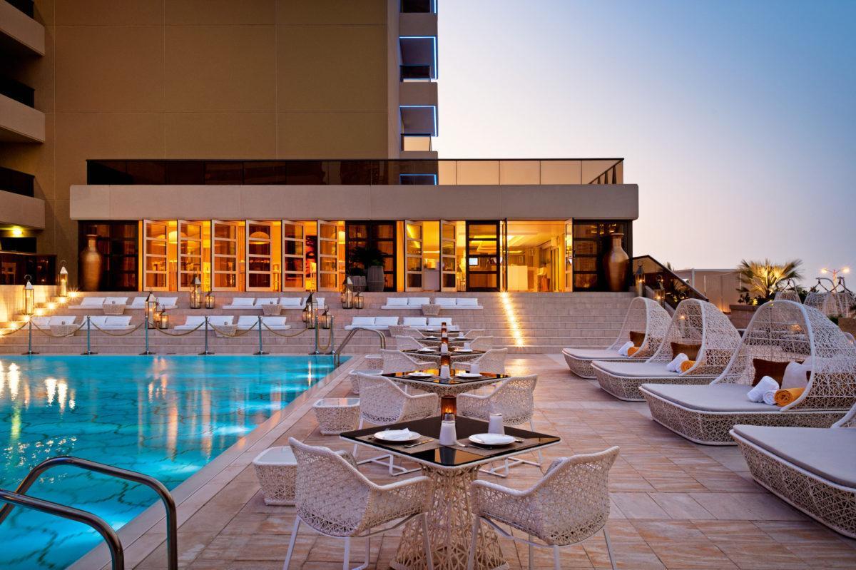 Отель Grosvenor House Dubai