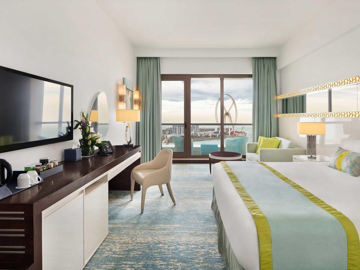 Отель JA Ocean View Hotel