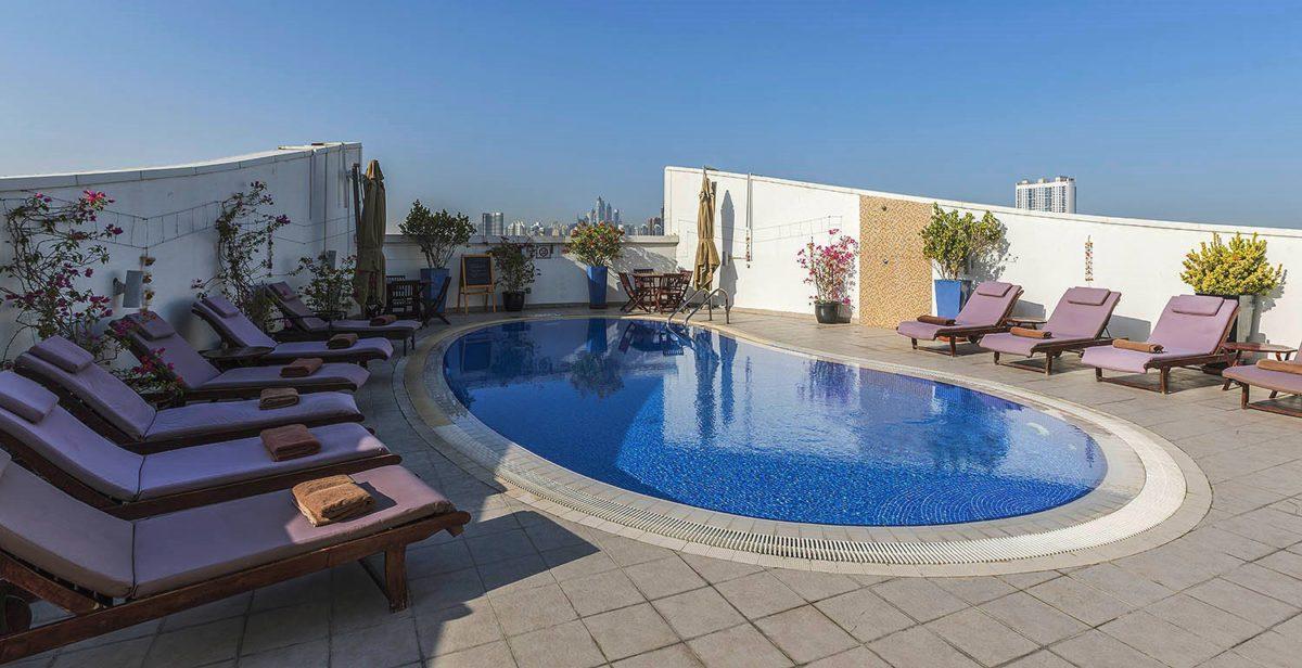 Отель Marmara Hotel Apartments