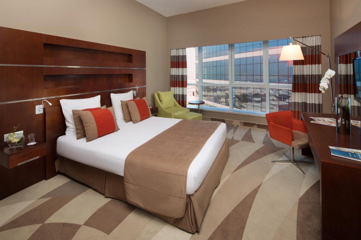 Отель Novotel Dubai Al Barsha