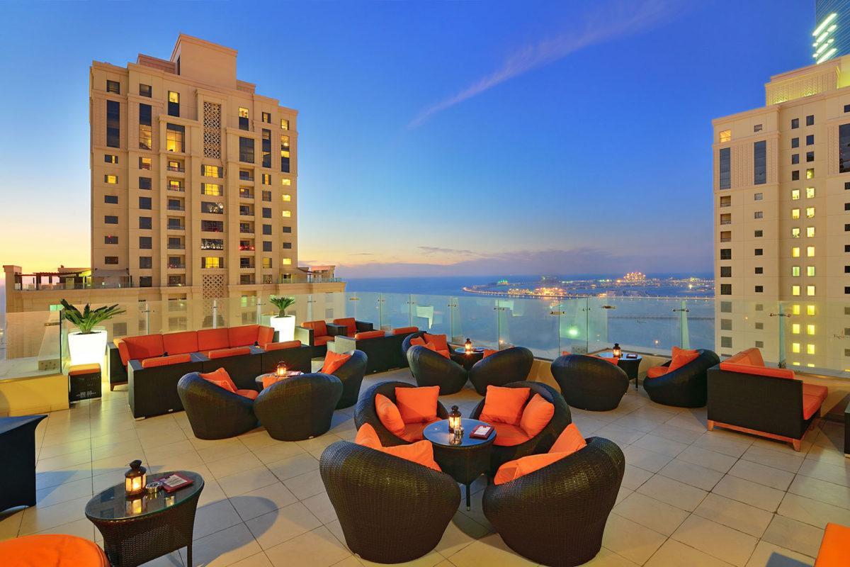 Гостиница Ramada Plaza Jumeirah Beach Residence