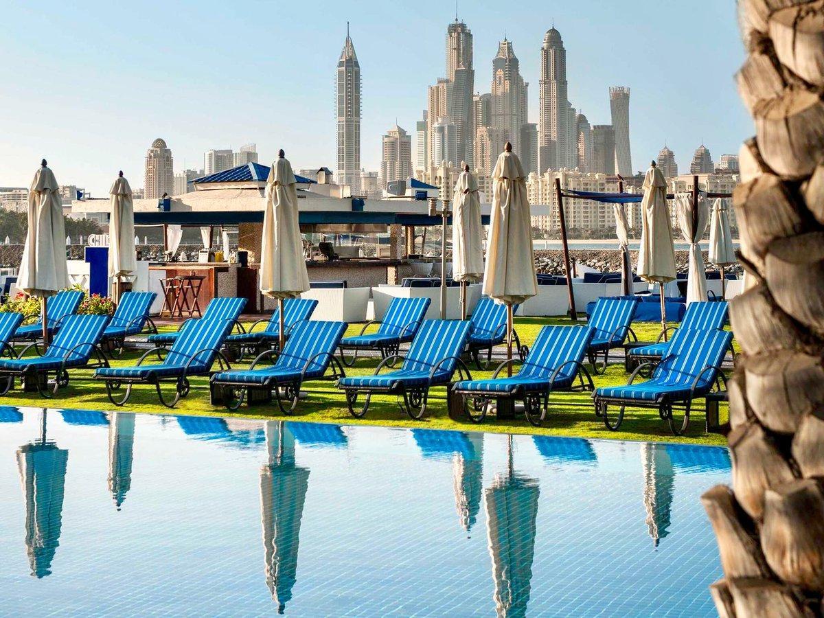 Гостиница Rixos The Palm Dubai