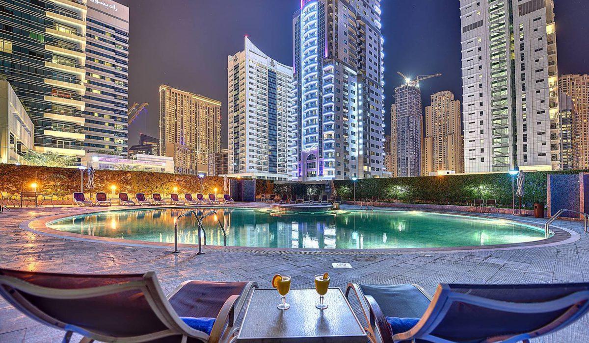 Гостиница Marina View Delux Hotel Apartments