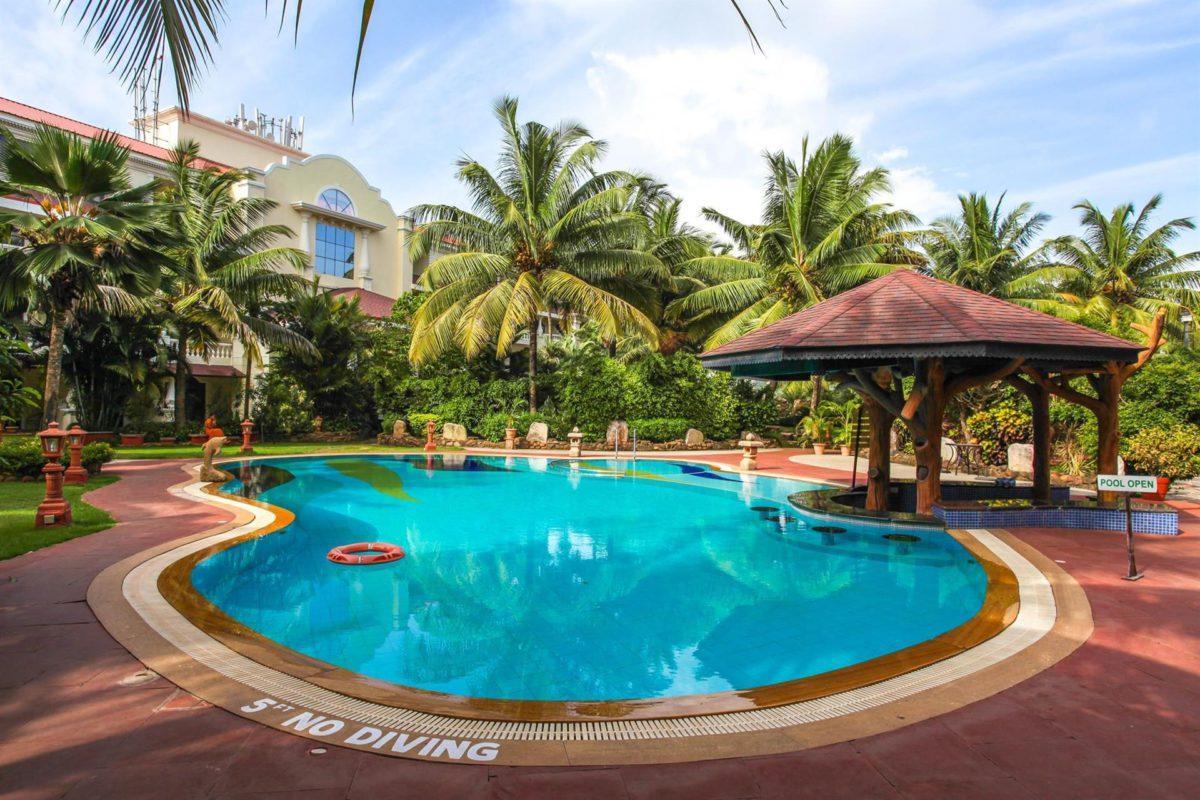 Фото отеля в Гоа