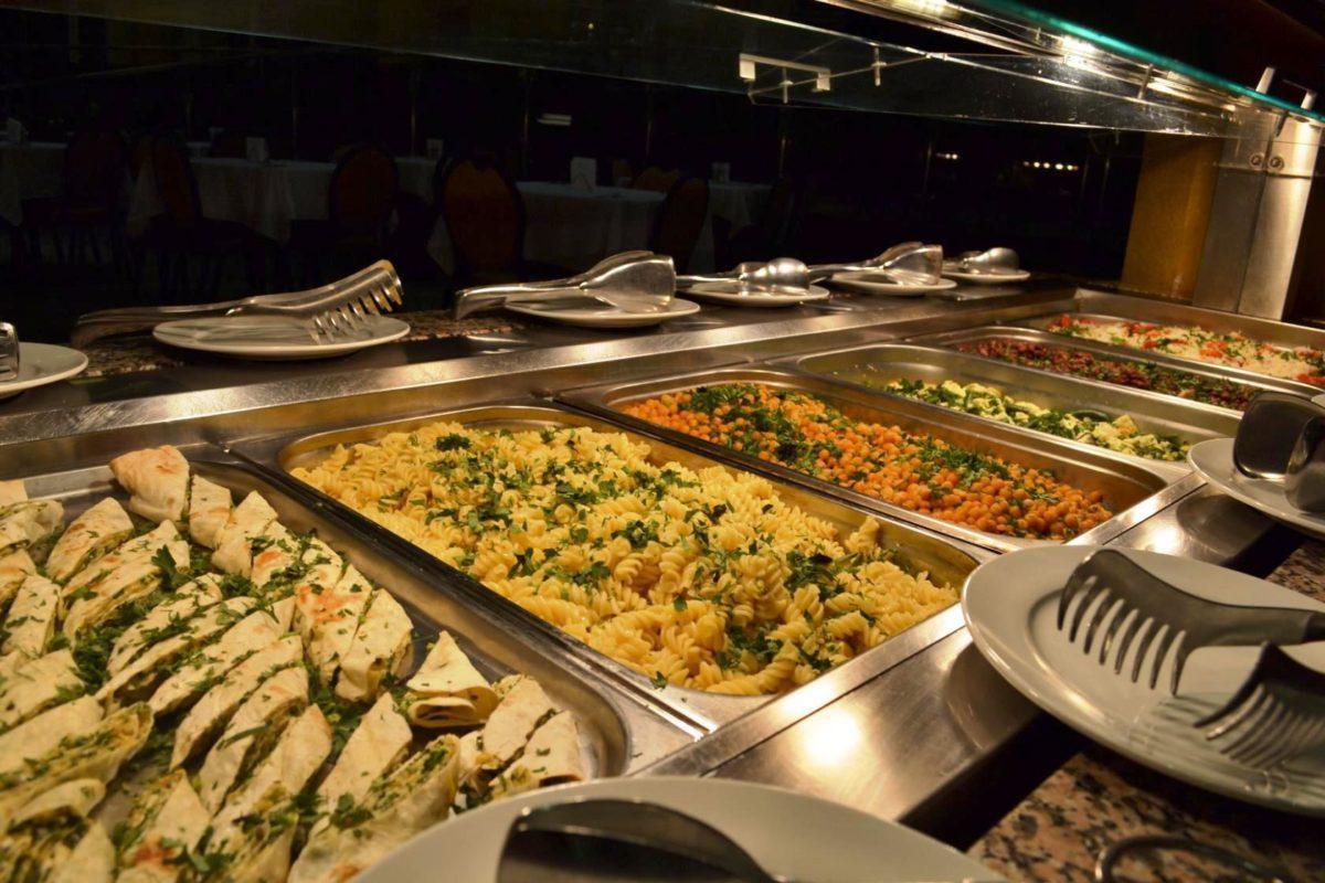 Фото еды в гостинице