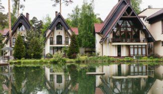 Лучшие загородные отели Подмосковья