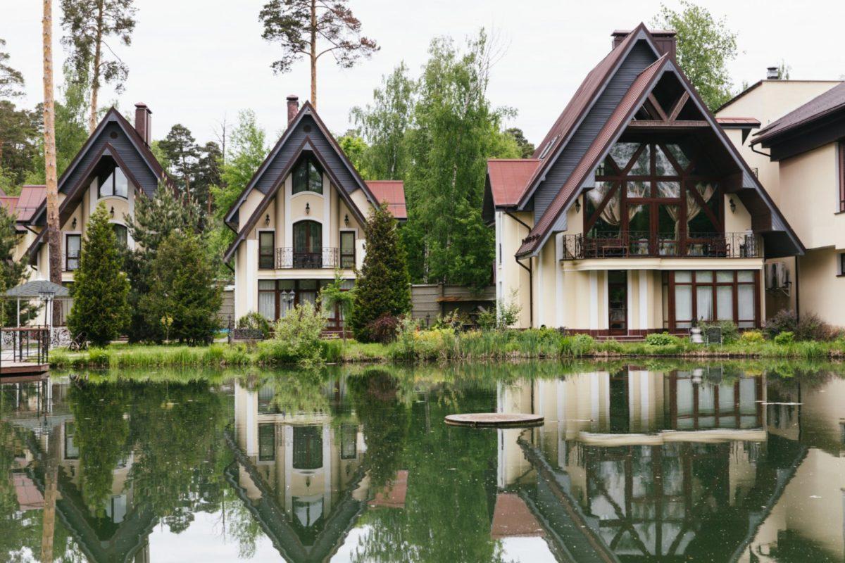 Гостиница Подмосковья