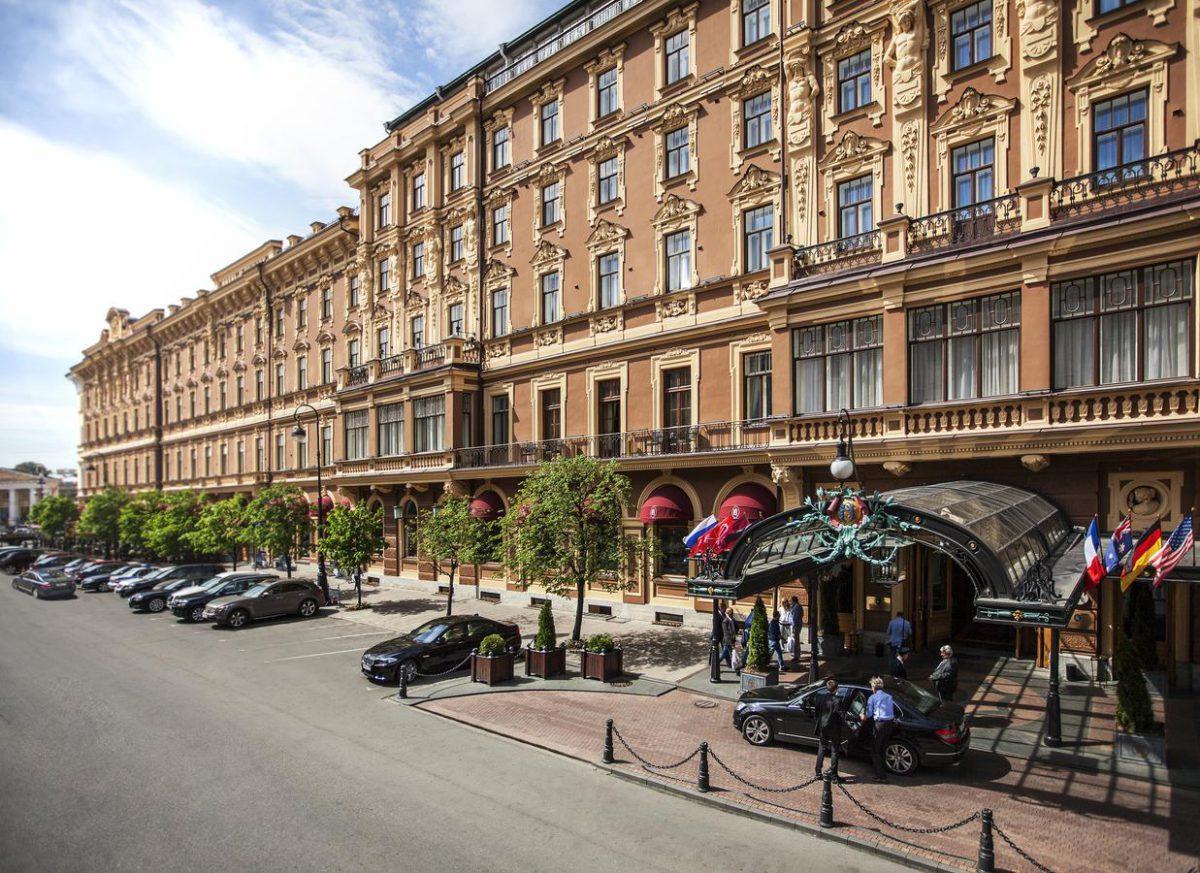 Фотография Бельмонд Гранд Отель Европа