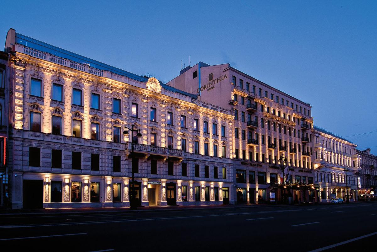 Фото отеля Коринтия Санкт-Петербург