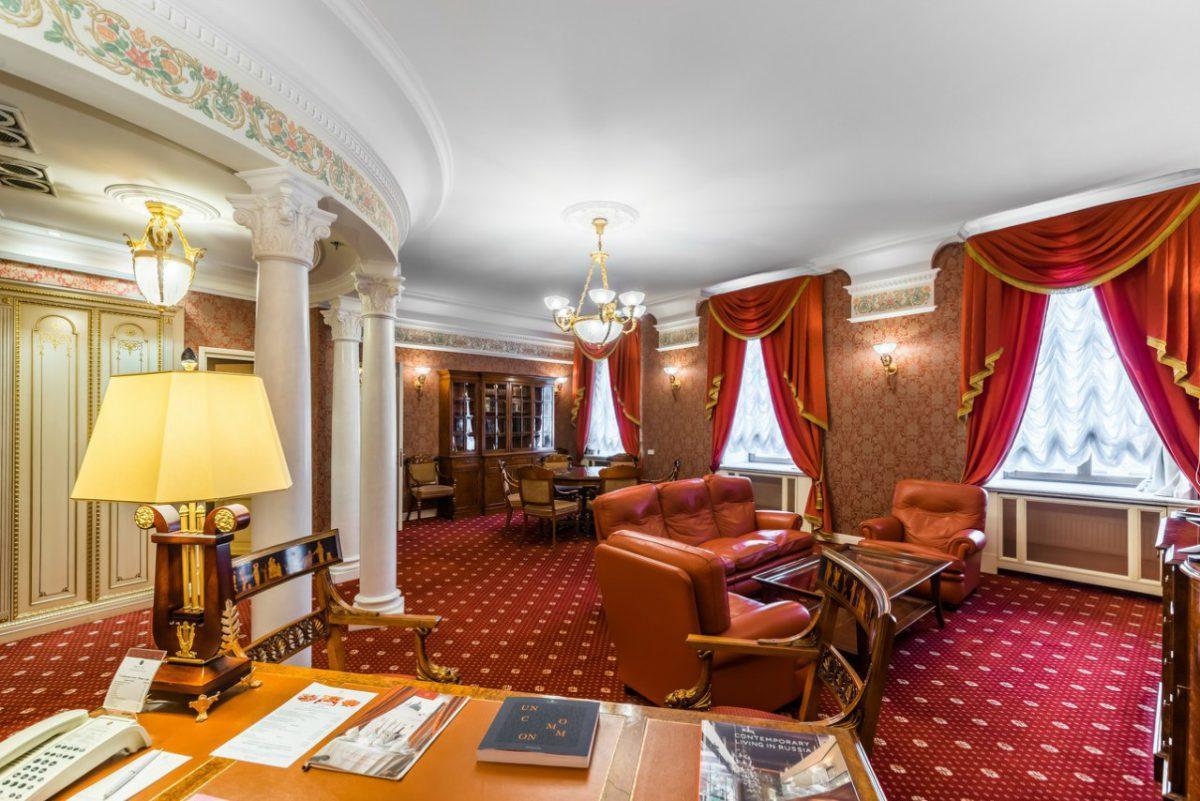Фотография отеля Талион Империал Отель