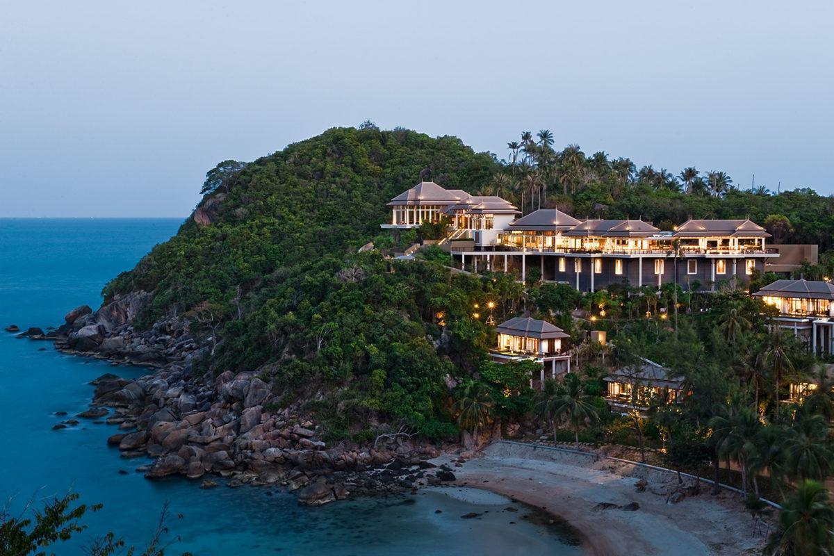 Отель Banyan Thee Samui
