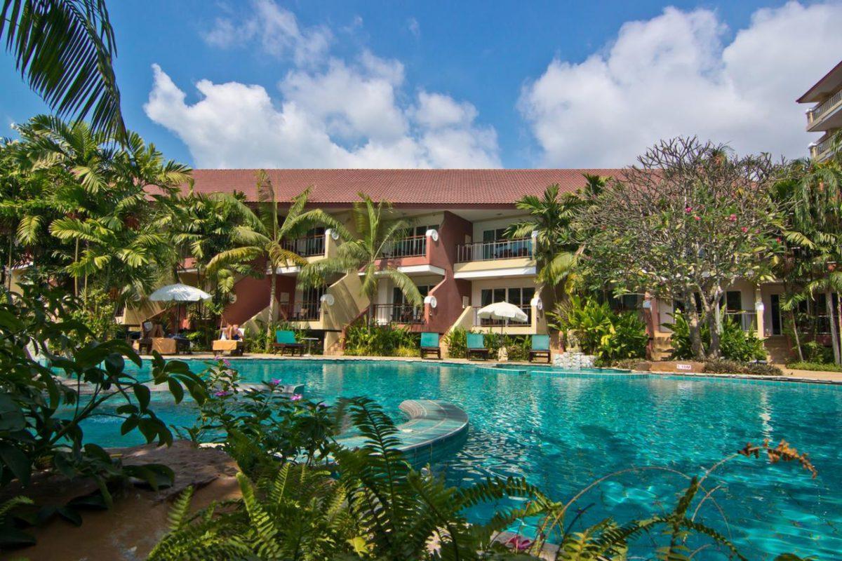 Гостиница Bella Villa Cabana