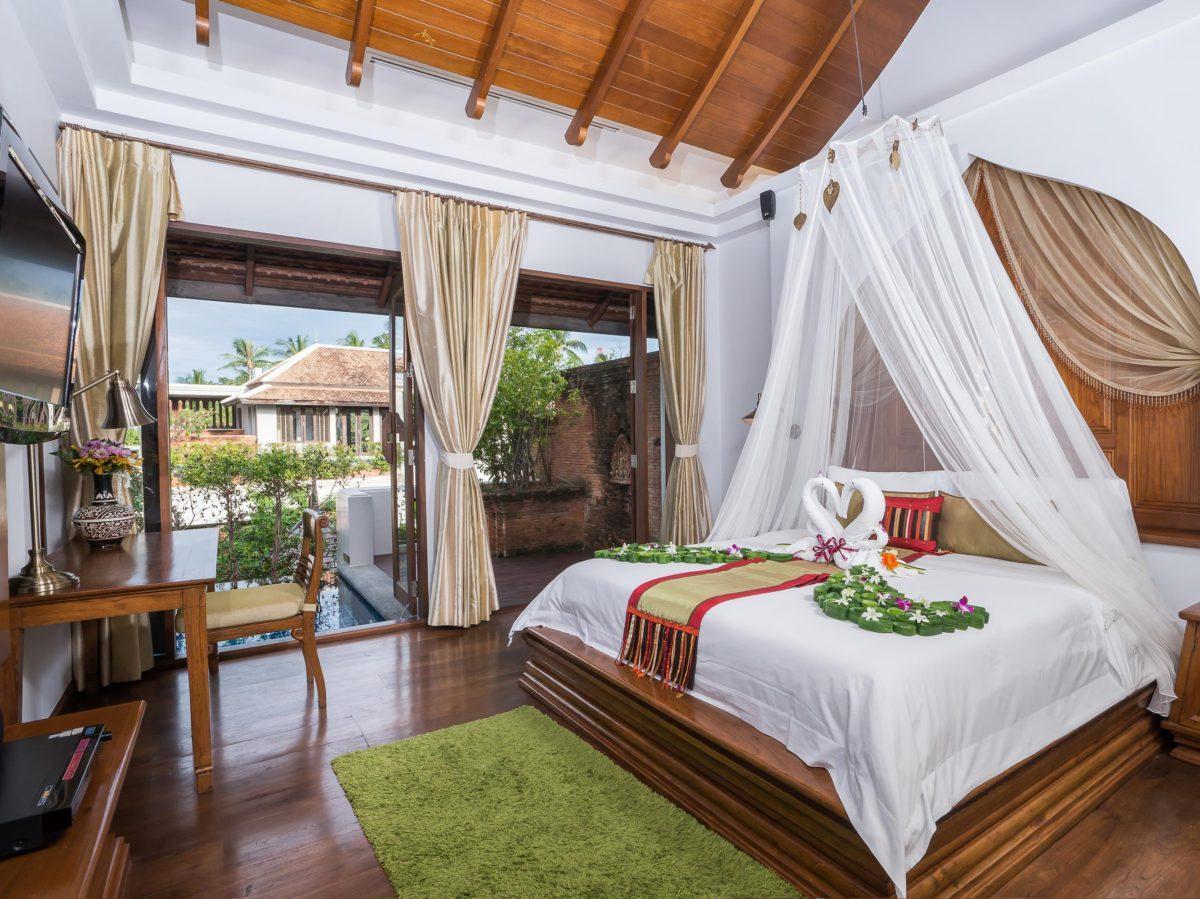 Отель Muang Samui Villas Suites