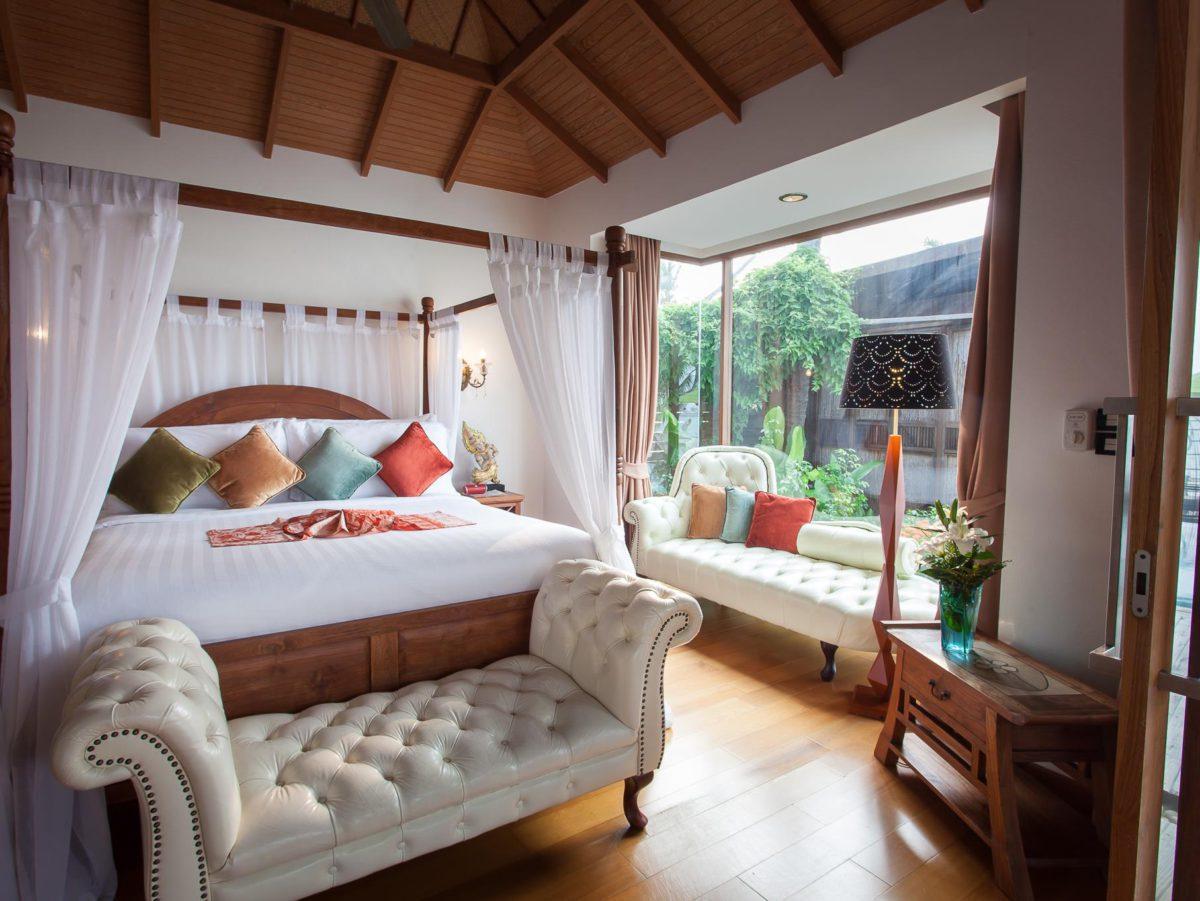 Гостиница Tango Luxe Beach Villa