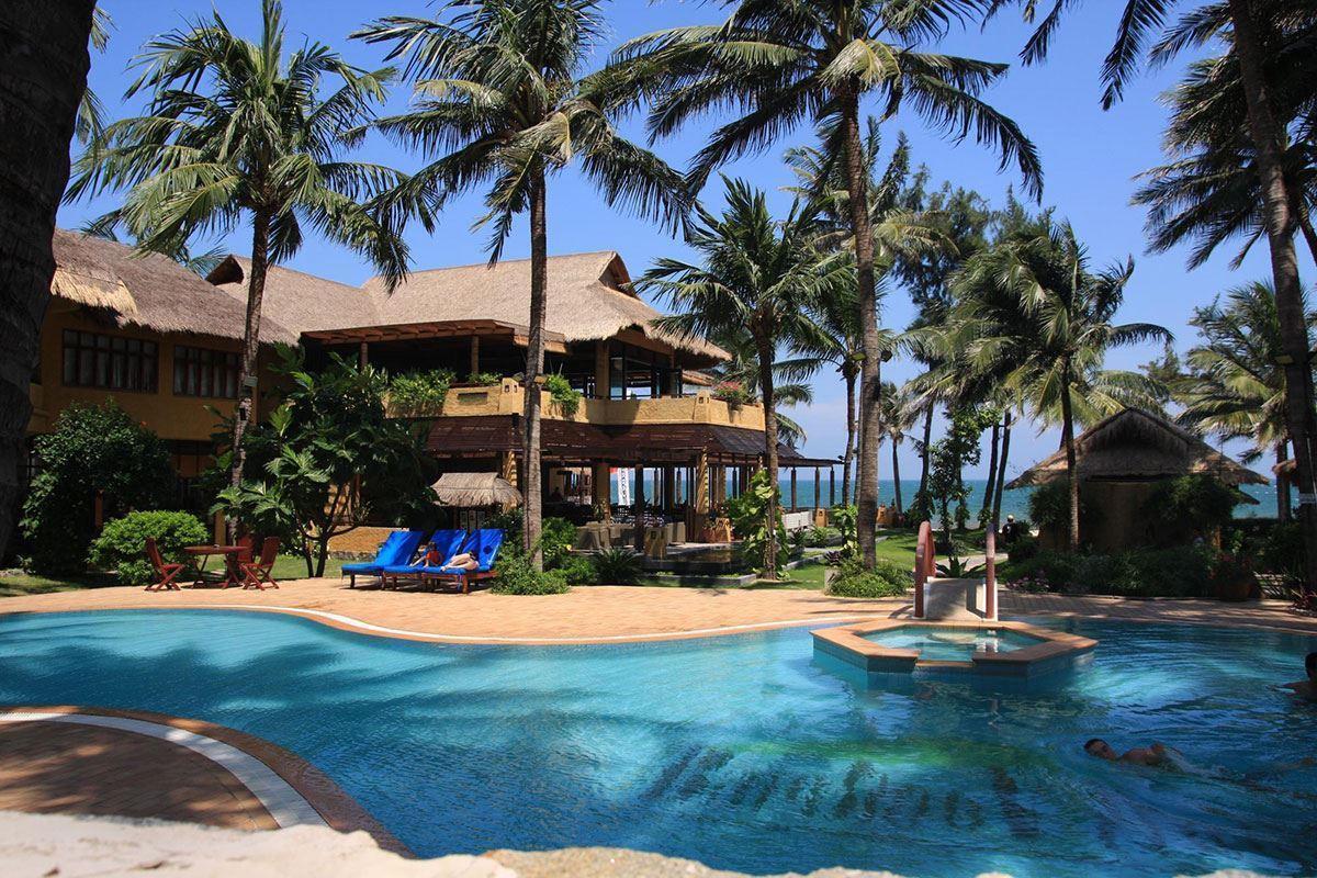 Отель Bamboo Village Beach Resort & Spa